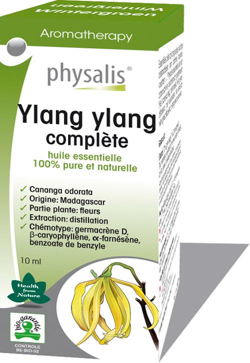 Ylang ylang totum keypharm compl ments alimentaires naturels for Plante ylang ylang