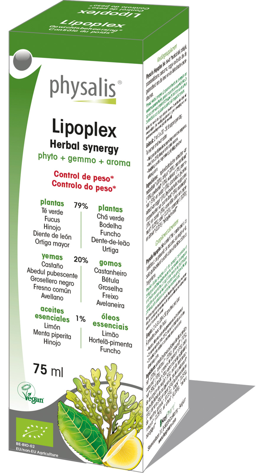 Lipoplex - Herbal synergy