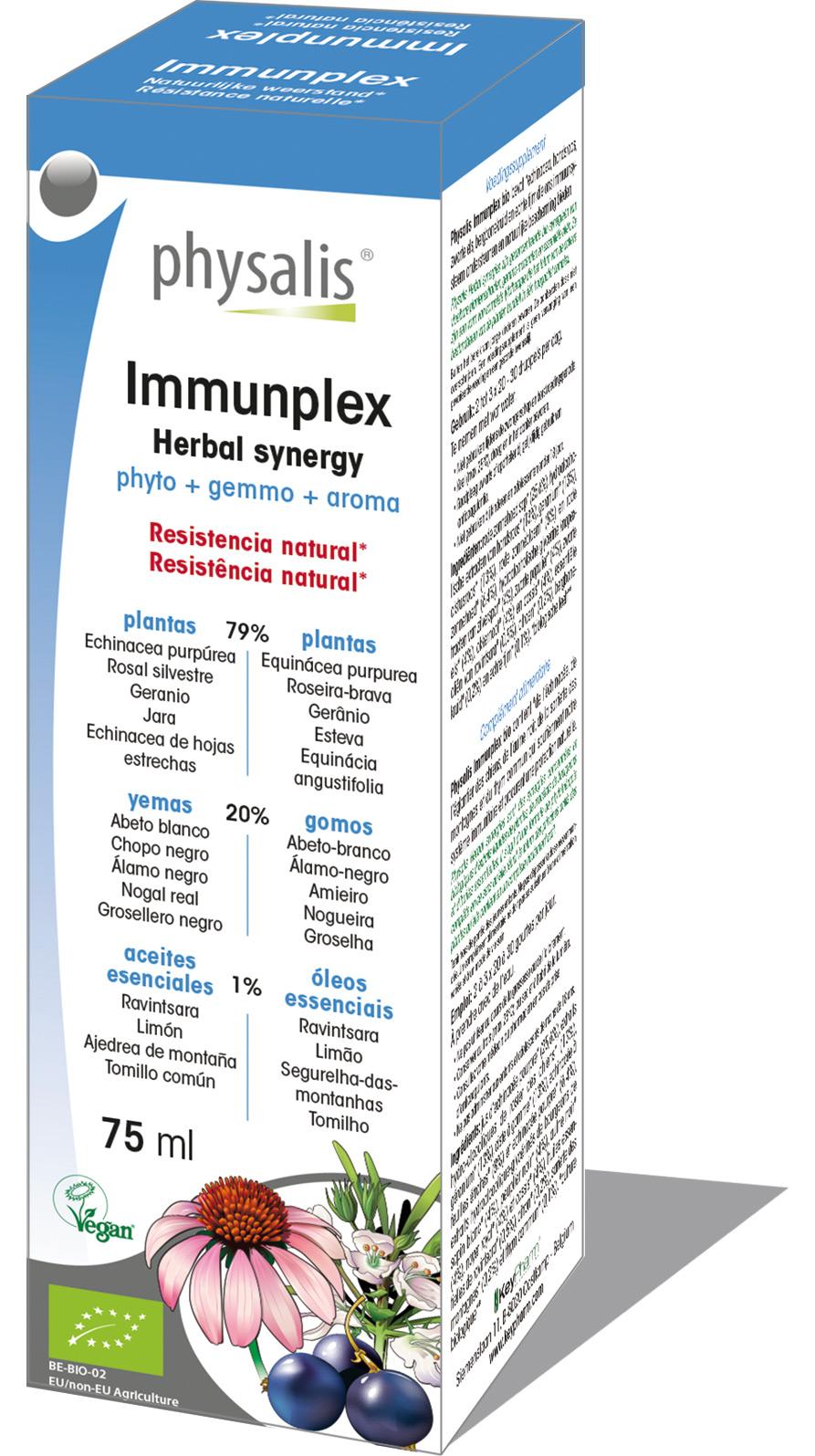 Immunplex - Herbal Synergy