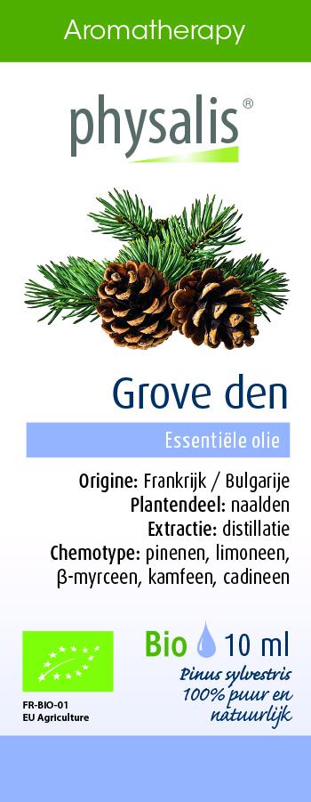 Physalis Grove den