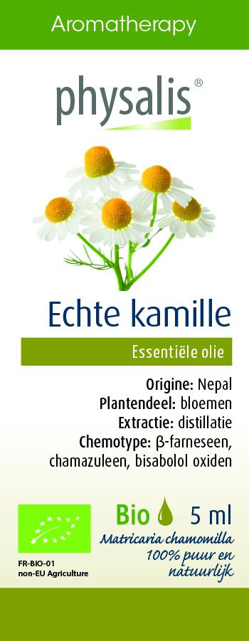 Physalis Echte Kamille