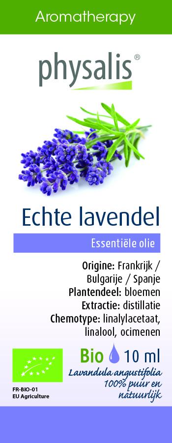 Physalis Echte lavendel
