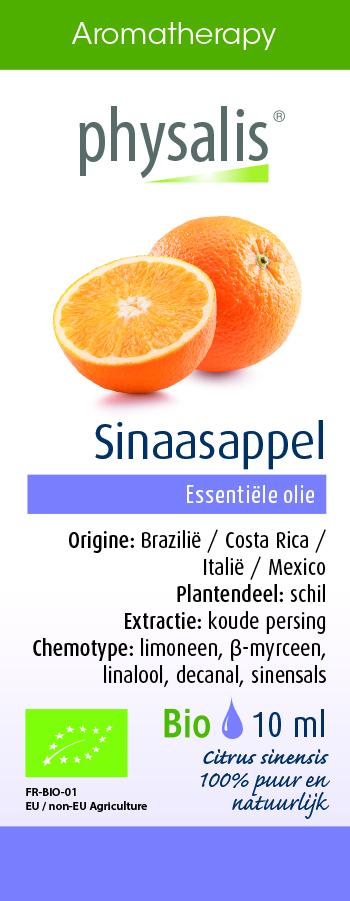 Physalis Sinaasappel