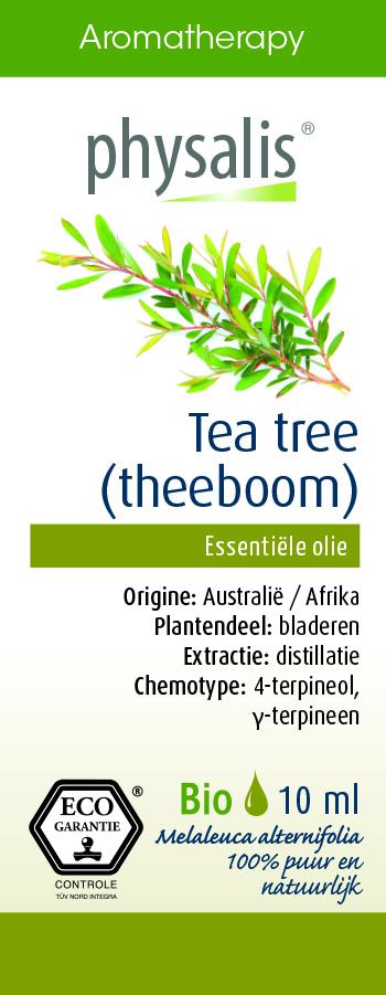 Physalis Tea tree