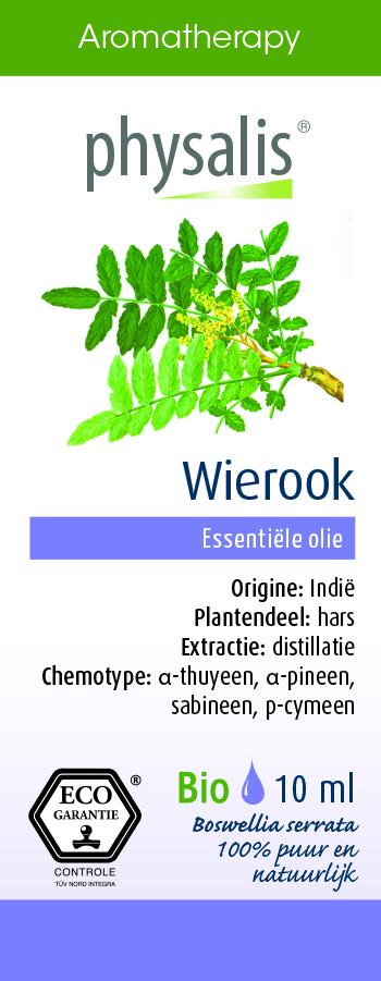 Physalis Wierook
