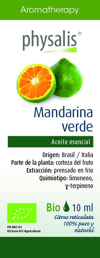Physalis Mandarine verde