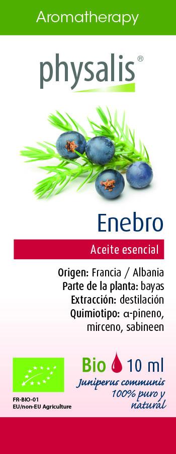 Physalis Enebro