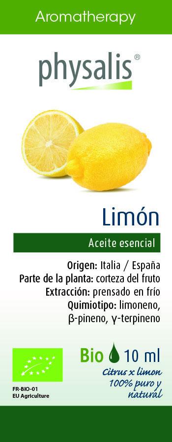 Physalis Limón