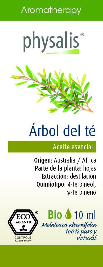 Physalis Árbol del té