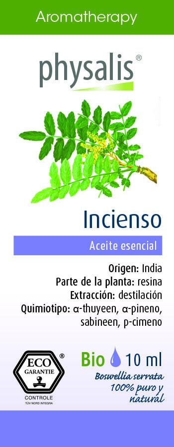 Physalis Incienso