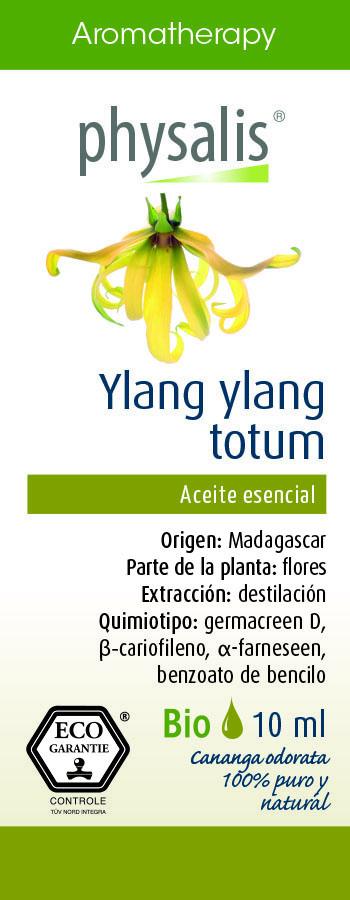 Physalis Ylang ylang totum