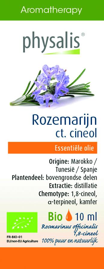 Physalis Rozemarijn ct. cineol