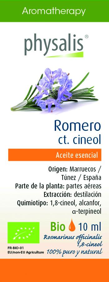 Physalis Romero ct. cineol